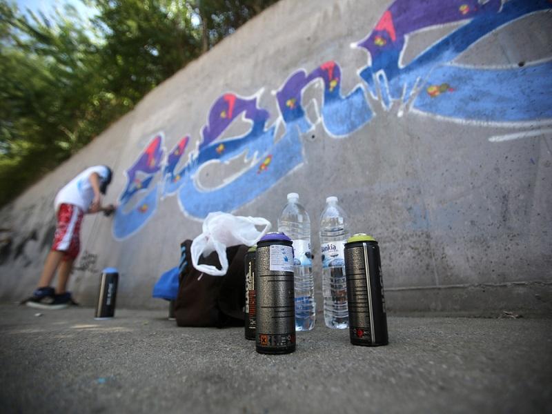 آموزش گرافیتی