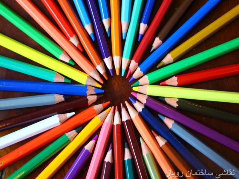 انواع رنگ
