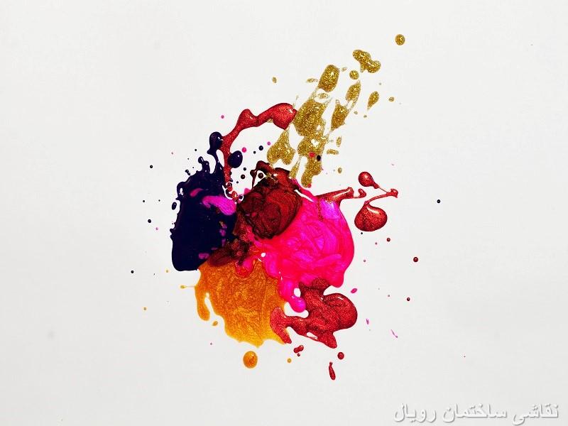 هارمونی رنگ ها