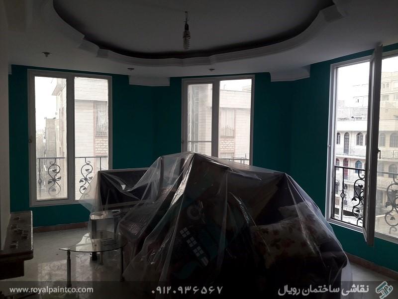 نقاشی آپارتمان چیست ؟